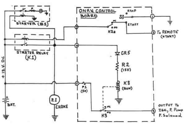 directed 4x03 remote start wiring diagram onan control board operation