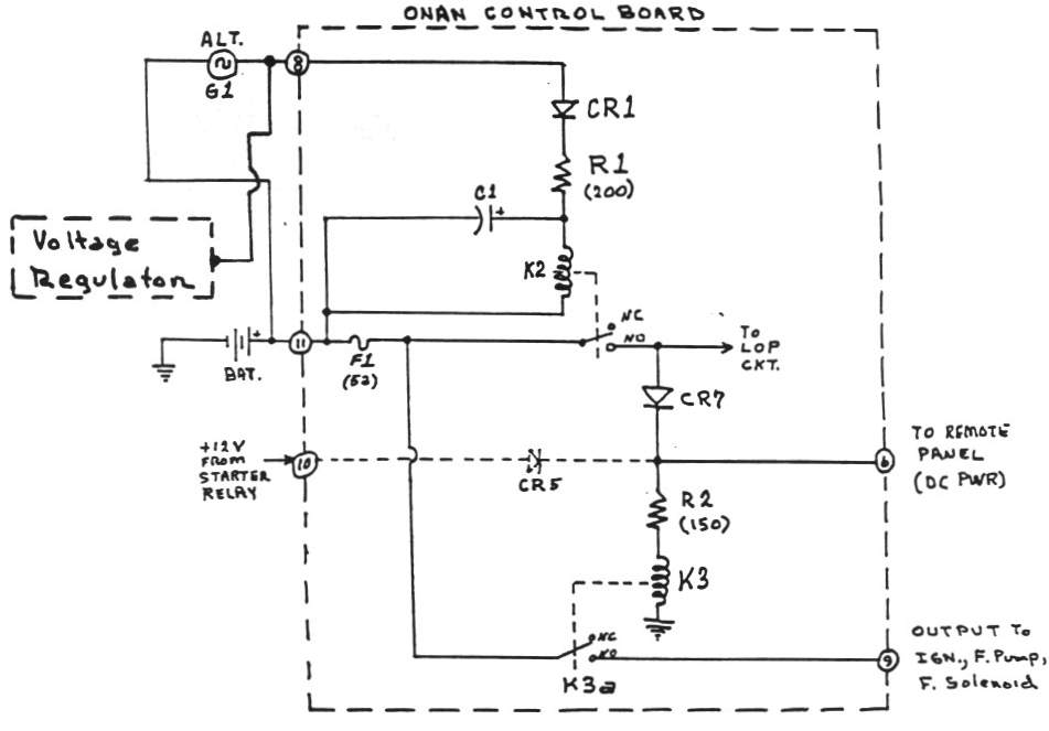 Onan Voltage Regulator Schematic http://www.gmcws.org/Tech/dsimmons/onan/onan.html